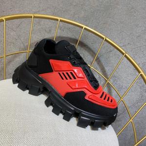 H827 2019 Luxury Дизайнерские Мужская обувь Мужская и женская спортивная обувь на толстой подошве Шнуровка европейские и американские звезды кеды