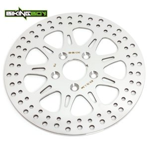 "BIKINGBOY 11,5"" Rear Brake Disc Disco Rotor Para 1340 FXD FXDL FXDWG FXR FXRS FXRT FXRD FXLR 1984-1987"