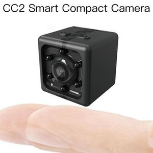 JAKCOM CC2 compacto de la cámara de la venta caliente en la acción Cámaras de vídeo de deportes como ojo de pez pantalla del proyector arte botón de píxeles