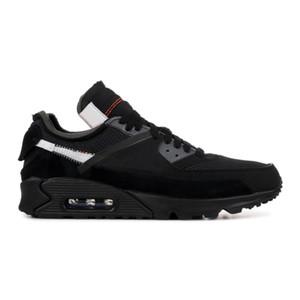 Männer Turnschuhe Schuhe schwarze Farbe nähen oben Fabrik Version Turnschuhe neue 2.019 Läufer Schuhe mit Box läuft