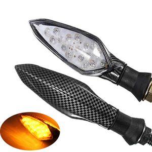 UNIVERSAL 16 LED-Blinkerleuchte Motorrad-Blinkerleuchten Flicker-LED-Motorrad LED-Blinkerleuchte