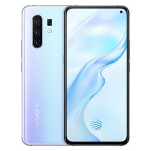 Vivo d'origine X30 Pro 5G LTE Cell Phone 8 Go RAM 128 Go 256 Go ROM Exynos 980 Octa de base 6,44 pouces Plein écran 64MP ID d'empreintes digitales Téléphone mobile