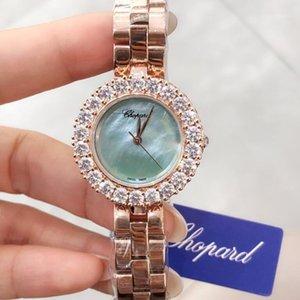 mulheres assistem série Happy feminino diamante conjunto completo shell de diamantes de discagem escolha multicolor de importados quartzo machine1