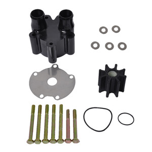 Water Pump Impeller Repair Kit w  Housing for Mercruiser Bravo 46-807151A14