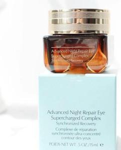 Известный бренд New Лаудер Advanced Night Repair Eye уход Крем для глаз наддувом комплекса синхронизированных Восстановление 15мл бесплатно DHL