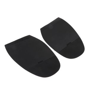 1 Pair Rubber Glue on Shoe Repair Heels Grip Pads Shoe Sole Thickness 2mm