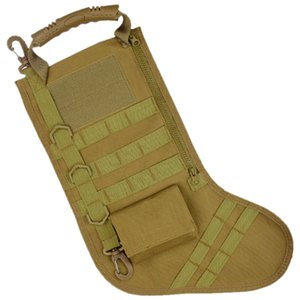 Bolsa de almacenamiento Molle Christmas Stocking Bag Dump Drop Magazine Storage Bag