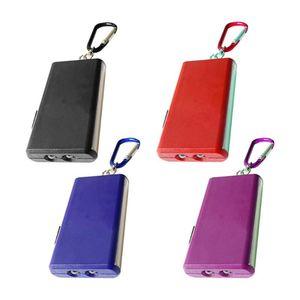 Hot Sale Mini Flashlight Multi-function Mini COB LED Flashlight Torch Keyring Backpack Light Outdoor Emergency Lamp