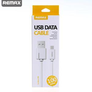 REMAX micro USB-Datenkabel Typ c 3ft Ladekabel Schnell-Ladegerät weißes Kabel mit Kleinkasten