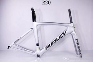 A12 Tous Sliver Ridley nouvelle peinture cadre nouveau cadre de vélo de route de carbone cadre de vélo de carbone avec PF30