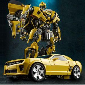 Transformers version alliage de Bumblebee Toys