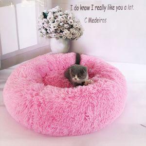 ATACADO macias Animais canis canetas Quente Nest Rodada Pet Dog Pet Cat lavável Kennel fácil de cão limpo cama quente casa para Cães Gatos