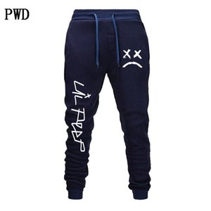Free Shipping Lil Peep Pants Hip Hop Loose Sweatpants Men Women Gyms Pants Trousers Casual Jogger Pants Jogger EL-7