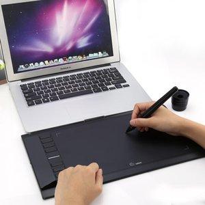 Ugee M708 Digital Tablet 10x6 polegadas Desenho Área de Desenho Gráficos Tablet Com Stylus