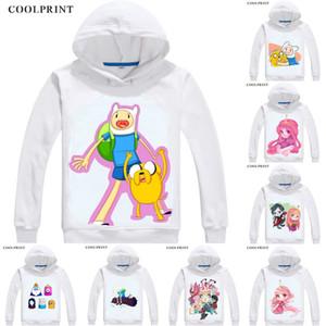 Macera Zaman Jake Köpek Finn Prenses Bonnibel Bubblegum Anime Cosplay Custom Kazak Kazak Hoodie Klasik Baskılı Moda