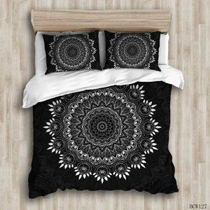 3D designer bedding sets king size luxury Quilt cover pillow case queen size duvet cover designer bed comforters sets w1
