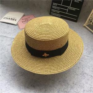 Kinder Eimer Hut geflochtene Mützen Baby Sonnenblende Mädchen Hüte Kinder Frau fein gemacht