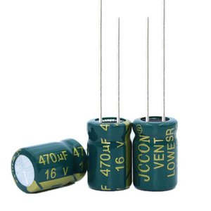 16v470uf Jccon Aluminum Electrolytic Capacitor Volume 8x12 Switching Power