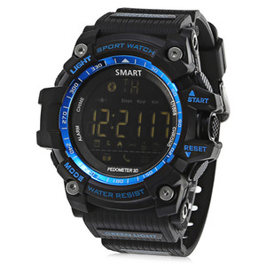 Xwatch 스마트 시계 피트니스 트래커 IP67 방수 Smartwatch 보수계 Profissional 스톱워치 안드로이드에 대한 BT 스마트 손목 시계 아이폰 시계