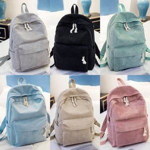 Schoolbag female Harajuku ulzzang all-match high school students personalized striped Bag academic style backpack female backpack
