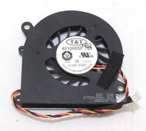 Original T&T 4010H05F 768 5V 0.42A 4CM notebook graphics cooling fan