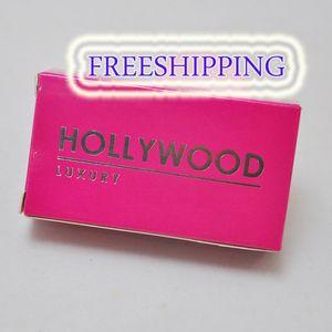 Hollywood küçük renk PP blister 100 adet = 50 çift kontakt lens ambalaj kutusu freeshipping Yeni varış