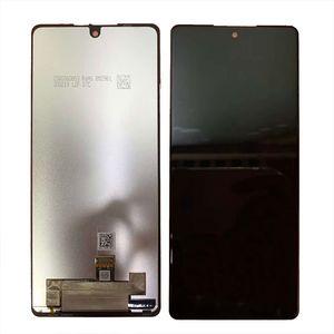 6.8 LCD-Display Screen Digitizer für LG Stylo 6 2020 Q730 Assembly Ersatzteile No Frame Schwarz