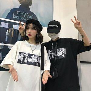 Наруто Лето Harajuku Tshirts мужской с коротким рукавом японского аниме Дизайнер 3D Printed Уличная Повседневный Homme Tops