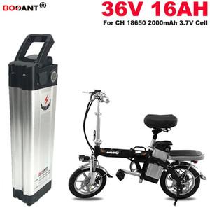 36V 16AH E-Bike Lithium Batterie für Bafang 250W 450W 850w Motor 36v Elektro Fahrrad Lithium Battery + 2A Ladegerät Freies Verschiffen