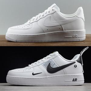 Marka airlis erkek bayan moda tasarımcısı ayakkabı spor ayakkabı af1 tüm beyaz siyah kuvvetler 1 bir düşük yüksek ucuz online