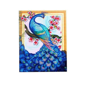 New Animal partial Rhinestone Peacock 5D DIY Diamond Painting Special Diamond accessories Diamond Embroidery home decoration
