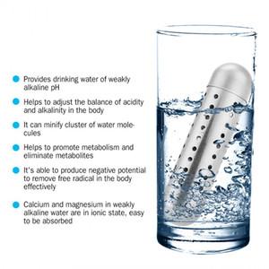 Bâton d'eau d'hydrogène alcaline Quantum Scalar Énergie Nano Alkaline Stick Stick Améliorer le testeur d'eau de l'immunité humaine