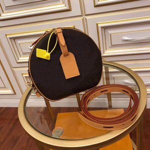 Frete grátis, Top Crossbody Bag Shoulder Bag Marca Couro Lady Handbag Crossbody Bag M52294