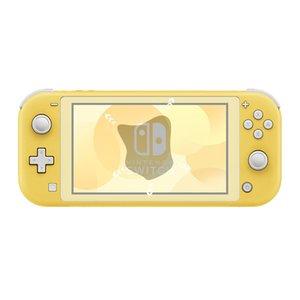 2pcs Per Nintendo Switch lite Vetro temperato trasparente 2.5D Ultra sottile copertura trasparente Protezione antiurto trasparente