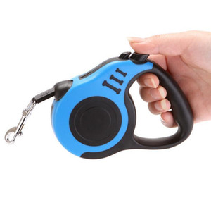 المقود قابل للسحب الكلب 5M تلقائي مرن الكلب جرو القط الجر حبل حزام مقود الكلب لمتوسط الصغيرة الكلاب منتجات الحيوانات الأليفة