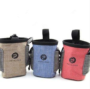 Snack Puppy Dog Pet Bag Mãos Obediência Impermeável gratuito agilidade Bait Formação Alimentar Treat Pouch Train Pouch LJJA3832