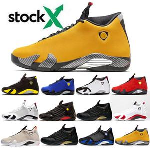 Jumpman 14 Mens 14s scarpe da basket donne degli uomini del progettista corridore dell'onda Retro Cesti allenatori sportivi Chaussures Sneakers formato 40-46