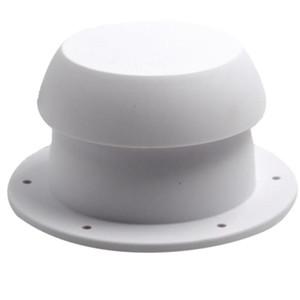 ABS 버섯 머리 모양 RV 부품 배기 탑은 내열성 쉬운 스테이션 왜건 환기 캡 액세서리를 설치 탑재