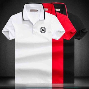 2020 Designers Summer Polo Shirt Embroidery Mens Polo T Shirts Fashion Style Shirt for Male Women High Street Top Tee