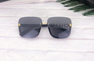 New fashion goddess sunglasses, new style casual glasses plate mirror leg