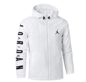 Chaqueta de moda europea y americana para hombres, fina, deportiva, de cuero MQD82-939969, negra y blanca, S-3XL