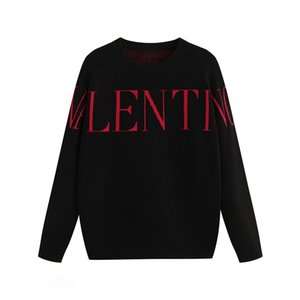 Mens Hoodie Sweater Casual Brand Sweatershirt Loong Sleeve Men Women Couple Pullover Letters Curve Print Fashion Style