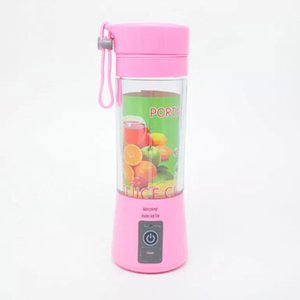 2019 New Portable Electric Fruit Juicer Cup Vegetable Citrus Blender Juice Extractor Ice Crusher with USB Connector Rechargeable Juice Maker