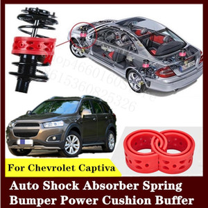 For Chevrolet Captiva 2pcs High-quality Front or Rear Car Shock Absorber Spring Bumper Power Auto-buffer Car Cushion Urethane