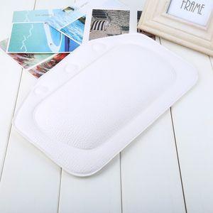 Bath Spa Подушка Soft House Ванна Подушка шеи ванны Подушка для ванной комнаты Продукты с присоской Другие Ванна Туалет Supplies