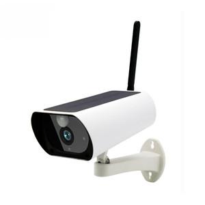 태양 광 발전 옥외 무선 3G 4G SIM 카드 IP 사진기 1080P 가득 차있는 HD 건전지 탄알 카메라 PIR 경보