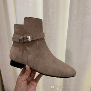 Calfskin Martin Ankle Boots, Soft Winter Boot For Women Sock Sneakers Latest Designer Shoes with Box Size 35-40