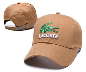 2019 Sommer New Mens Designer Hüte einstellbare Baseballmützen Dame Mode Polo Hut Knochen Trucker Casquette Frauen Gorras Ball Cap