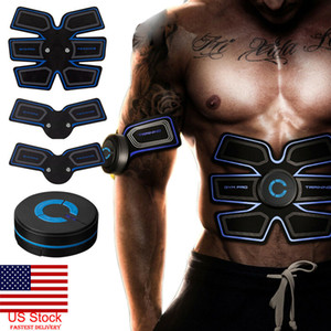 ABS Simulator Muscle Stimulation Formação Corpo Ardente Abdominal Arm cintura Fat Exerciser Muscle