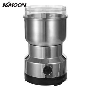 KKMOON 150W 300 ml de acero inoxidable eléctrica del grano de café Grinder mezcladores para Office Home Use cocina Granos Rectificadora